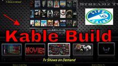 Kodi 17 Best Builds (Kable Build) Has Great TV Guide-Plus,Michael Jordan...