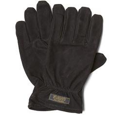Neighborhood Smith Gloves (Black)