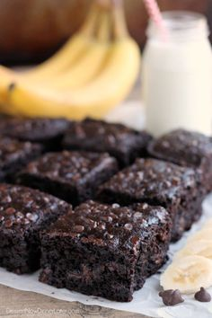 Double Chocolate Banana Cake   Healthy Ideas for Kids