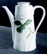 Block Spal Goertzen Watercolors Trillium Coffee Pot