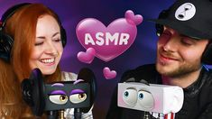 ASMR 💜 FRANK'S FIRST DATE 💜 feat. WhispersRed! - YouTube