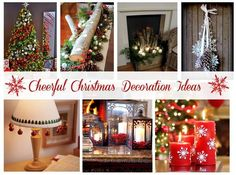 Cheerful Christmas Decoration Ideas – Just Imagine – Daily Dose of Creativity