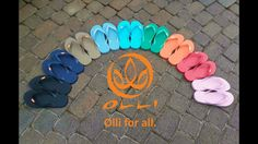 Heather Shuster is raising funds for OLLI - Earth's Favorite Flip-Flop! on Kickstarter! FAIR TRADE, Natural Rubber, and Biodegradable. Ultra comfort and Simple design all while making a difference. The perfect flip-flop! Green Lifestyle, Rubber Flip Flops, Love Natural, Raise Funds, Natural Rubber, Sustainable Fashion, Biodegradable Products, Simple Designs, Fair Trade