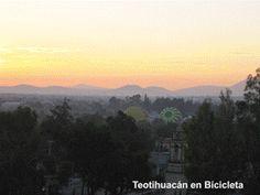 Vive Tetotihuacan de una forma diferente.... - Teotihuacan en Bicicleta...