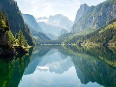 Tipps für Oberösterreich I 1000things - wir inspirieren Hd Photos, Nature Photos, Adobe Photoshop Lightroom, Green And Brown, Free Stock Photos, Mountains, History, Water, Travel