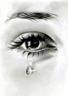 It`s okay to cry, there`s healing in tears.