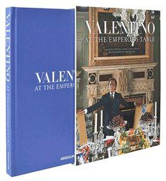 Get lost in the luxurious world of Valentino Garavani through VALENTINO: The Emperor's Table.