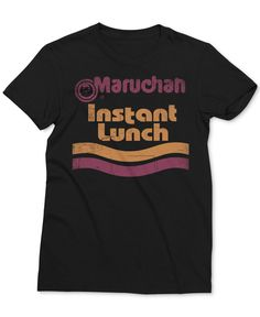 Instant noodles inspire the ready-made style of this fun graphic-print T-shirt by Mighty Fine.   Cotton   Machine washable   Imported   Crew neck    Graphic print at front   Web ID:3340551