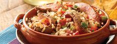 Minute® - Fajita Dinner - with Multi-Grain Medley