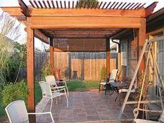 modern pergola | pergola and patio cover - chicago, il - photo ... - Pergola Ideas For Patio