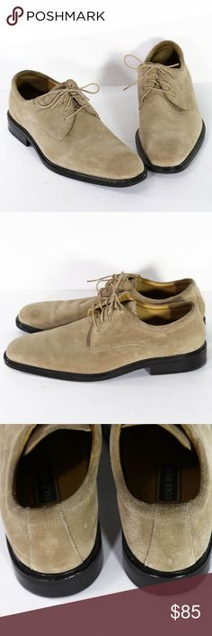 Cole Haan Nike Air Mens Oxford Dress Shoes Suede Cole Haan Nike Air Mens  Oxford Dress 080c8f643