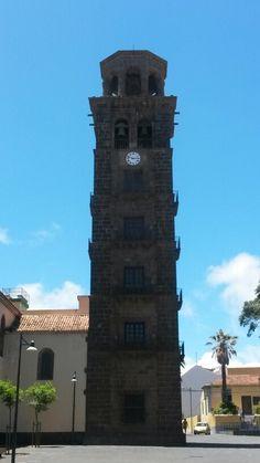 Torre de La Concepción. La Laguna.