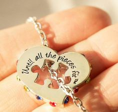 Until all the pieces fit <3