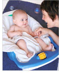 Week by week activities for babies