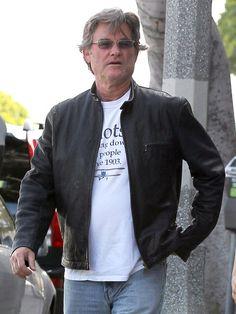 Kurt Russell Photos Photos: Kurt Russell Running Errands In Santa Monica