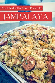 By far one of the most popular dishes in Louisiana is the jambalaya! This one-pot delectable dish has influences of Spanish, French, African, Native American, and Caribbean cooking styles and flavors. Most people relate jambalaya to the Spanish dish paella that was brought to New Orleans by foreign explorers.
