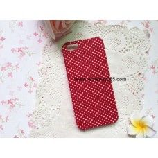 Dots Fabric iPhone 4/4s/5 Case