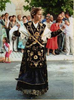 Salamanca traditional dress