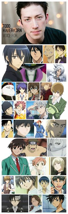 He's Natsu from Fairy Tail, Ling from Fullmetal Alchemist: Brotherhood, Kaoru from Ouran Highschool Host Club, and Death the Kid from Soul Eater Got Anime, I Love Anime, Awesome Anime, Me Me Me Anime, Anime Guys, Manga Anime, Anime Art, Soul Eater, Fandoms