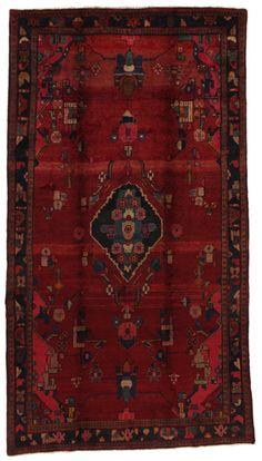 "Kurdi Persian Carpet 10'7""x5'10""     $620"