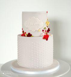 Christening Cake Christening, Cake, Desserts, Food, Tailgate Desserts, Deserts, Kuchen, Essen, Postres