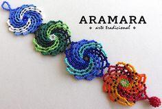 #bracelet #mexico #huichol #wixarika #nayarit  #aramara #handmade…