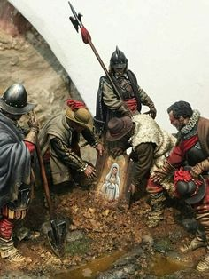 Conquistador, Renaissance, Thirty Years' War, American War, Knights Templar, Reference Images, Toy Soldiers, Vignettes, Art History