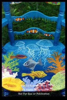 Sea Reef Chair
