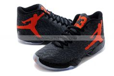 Air Jordan 29 Black Red Logo Mens Shoes 2015 Latest Jordan XX9 Sneakers On Sale New