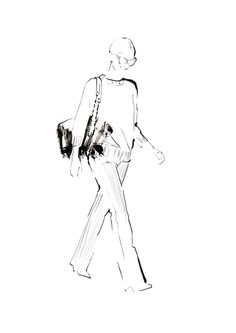 #FashionIllustration #JudithvandenHoek