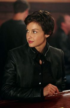 Ashley Judd in Twisted Ashley Judd, Movie Titles, I Movie, Hollywood Actresses, Actors & Actresses, Barry Watson, Alexandra Shipp, Pixie Hairstyles, Short Haircuts