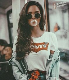 Bubble gum photo inspiration