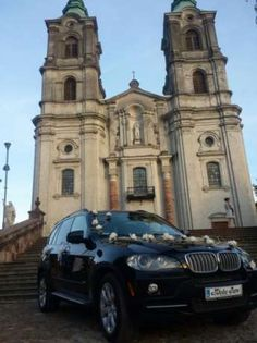 Wynajmę auto do ślubu. Piękna BMW X5 e70 Full. Wesele studniówka ślub Kielce - image 1