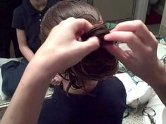 The perfect messy bun! You don't know how long I have been looking for something like this!