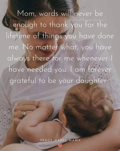 Discover the perfect way to wish your Mom a happy Mother's Day with these beautiful Happy Mother's Day Quotes From Daughter To Mother! Happy Mother Quotes, Love You Mom Quotes, Mom Quotes From Daughter, Mothers Day Quotes, Child Quotes, Son Quotes, Best Quotes For Mother, Quotes About Mother, Family Quotes