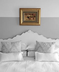 Kloovenburg Pastorie offers luxurious overnight accommodation on a beautiful wine farm, situated in Riebeek Kasteel. Bed Pillows, Guest House, Interior Design, Pillows, Decor Design, Bed, Home, Interior, Sectional Couch