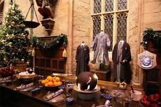 You Can Eat Christmas Dinner In The Hogwarts Great Hall This Year