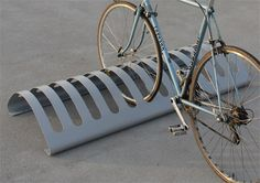 Bicycle rack MARTY by CITYSI | design Gibillero