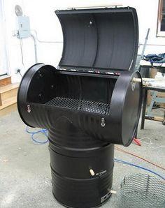 Ik wil niet gevat zijn, maar deze barbecue kost een paar ton