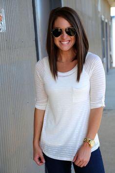 awesome Женские модные прически - Лучшие варианты на разную длину волос