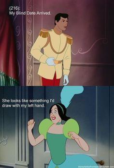 Disney + Texts from Last Night = lulzy