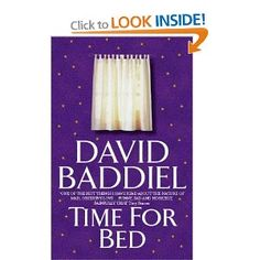David Baddiel Time for Bed