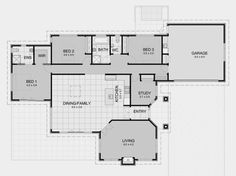 David Reid Homes - Prime 8 specifications, house plans & images ...
