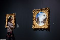 Turner Painting, Tate Britain, Will Turner, Secret Life, National Museum, Christianity, Egypt, Gallery, Frame