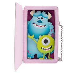 Loungefly Pixar Monsters Inc Boo's Door Crossbody - Preorder