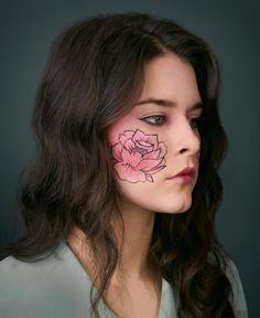 Halloween Face Makeup, Make Up, Makeup, Beauty Makeup, Bronzer Makeup