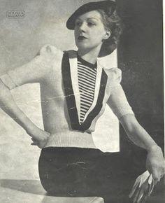 Louisa Amelia Jane: 1930s