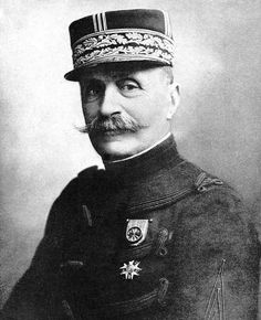 General Ferdinand Foche, Commanding General of the Allied Armies