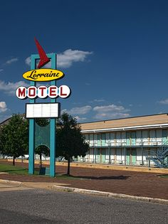 The #lorraine motel in #memphis where #MLK was murdered.
