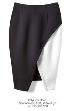 Denouement Skirt